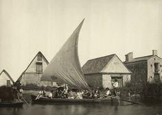 Barca en la Albufera (1888)
