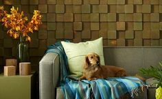6 DIY Wood Wall Treatments