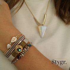 Golden musthaves. Stygr. - Handmade Designs.   www.stygr.com