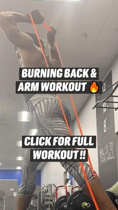 Resistance Band Training, Resistance Workout, Resistance Bands, Back And Shoulder Workout, Build Muscle, Muscle Building, Celebrity Workout, Fitness Inspiration, At Home Workouts
