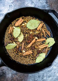 This Indian Garam Masala Spice Blendis an exotic mix of warm spices. I show you how to make it with most pantry spices or purchased from bin markets. keviniscooking.com