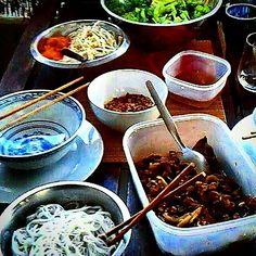 #vietnam #homemadecooking #bobun #vietnamese #chinesefood #asianfood @michelle507679