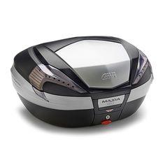 Scontato del -15% approfittane ora! Valigia Monokey V56 Maxia 4 Tech nera 56 lt GIVI. Pagamenti sicuri, reso facile, garanzia 2 anni.