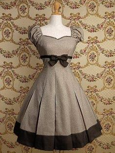 .Girly, but cute. Everyone has a dash of Kaylee Frye in them ;)