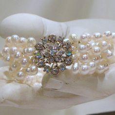 Princess Bracelet by tbyrddesigns on Etsy, $49.00