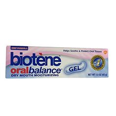 #Biotene? Oralbalance? mouth moisturizer is a sugar-free, pleasant-tasting, clear gel formula that replenishes enzymes, increasing the patients' natural defenses...