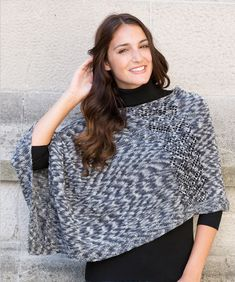 TGIF, yarnies! Today's Free Pattern Friday is a fashion trend I am loving right now: a knit poncho. They're so cozy, but since your arms stay free they allow you to layer without adding any bulk. Embrace the chilly weather with this free knitting pattern, and I hope you're having a great end to your …