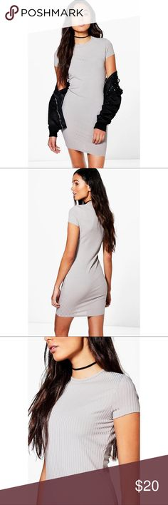 Orlaith Cap Sleeved Bodycon Dress Dresses are the most-wanted wardrobe item for day-to-night dressing, Boohoo Dresses Mini