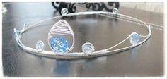 Heidin korutaiteilut: Kruunut prinsessoille Diy Jewelry, Photo And Video, Bracelets, Silver, Bracelet, Arm Bracelets, Bangle, Bangles, Anklets
