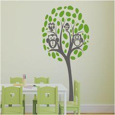 Die 12 besten Bilder von Wandtattoo Baum | Kids room, Homes und Murals