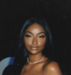 Image shared by Candice Imaho. Find images and videos about baddie, dark skin and justine skye on We Heart It - the app to get lost in what you love. Beautiful Black Girl, Pretty Black Girls, Beauty Skin, Hair Beauty, Beauty Makeup, Foto Casual, Brown Skin Girls, Black Girl Aesthetic, Summer Aesthetic