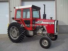 1976 Massey Ferguson 1085