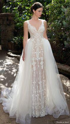 Naama & Anat 2017 Wedding Dresses — Primavera Bridal Collection