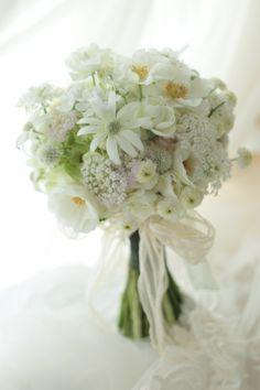 新郎新婦様からのメール グランドプリンス高輪様へ 楽しみという花