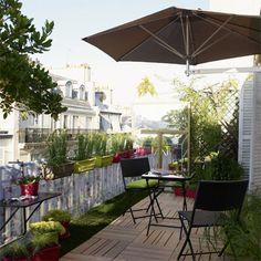 If i had a roof terrace....