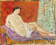 Maria Ritter - Akt, 1939 r.