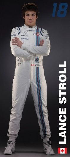 Williams Martini Racing - Lance Stroll