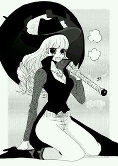 Perona in mihank cosplay