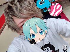 はぁ〜っ(尊い溜息) Hatsune Miku, Geek Stuff, Wallpaper, Cute, Anime, Strawberry, Prince, Coron, Twitter