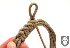 Плетение мотка не займет много времени. Хранить полученный моток паракорда можно в рюкзаке или на карабине рюкзака.