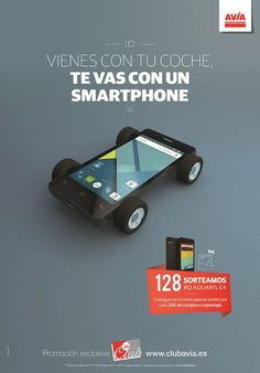 Sorteamos 128 smartphones