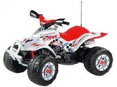 Quadriciclo Elétrico Corral T-Rex - Peg-Pérego