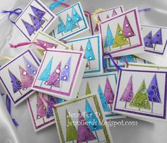 JenniferD's Blog: Xmas Gift Cards