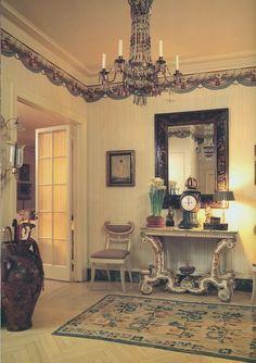 Beautiful Home Designs, Beautiful Interiors, Beautiful Homes, French Interiors, Amaryllis Bulbs, Interior Decorating, Interior Design, Interior Ideas, American Houses