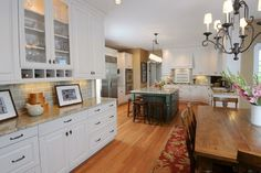 Ann Neale Interiors - traditional - kitchen - other metro - by Ann Neale Interiors