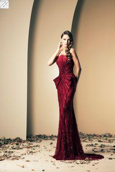 Ziad Nakad - Haute Couture Fall-Winter 2014