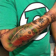 tatuajes combis - Buscar con Google