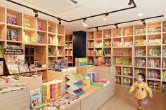 Gallery - POR-WOR Inter Bookstore / tidtangstudio - 8