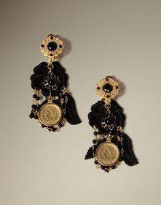 DOLCE  GABBANA - Earrings