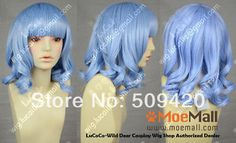Free Shipping>>>Touhou Project Remilia Scarlet Cosplay Wig-in Wigs from Beauty & Health on Aliexpress.com | Alibaba Group