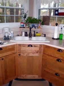 20 gorgeous kitchen designs with corner sinks | corner sink, sinks