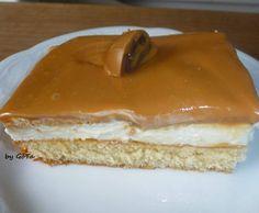 Rezept Toffee Kuchen von Jagga - Rezept der Kategorie Backen süß