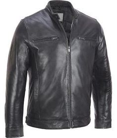 5e3ece4e9b1131 Wilsons Leather Mens Big   Tall Lamb Cycle Jacket Mens Big And Tall Coats