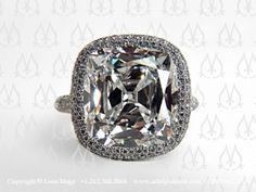 Diamond ring, yes please.
