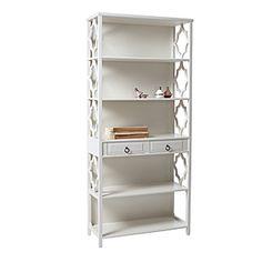 Hayworth Shelf in White | Serena & Lily