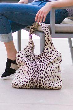 leopard shopper...MEOW