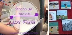 Rincón de lectura - Minis: cuentos chiquititos para los peques de la casa