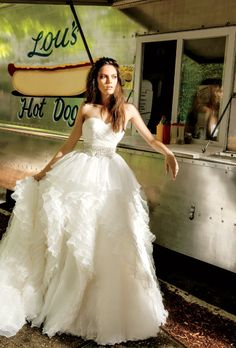 Wedding Dress Justin Alexander