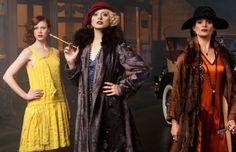 Gangster theme, Underbelly Razor 20s Fashion, Art Deco Fashion, Vintage Fashion, Roaring Twenties, The Twenties, 1920s Party, Dark City, Country Girls, Vintage Inspired