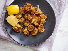 Deep fried artichokes may be one of the best examples of the Roman-Jewish mastery of deep frying techniques. Shatteringly crisp outside, tender within, and as pop-able as potato chips, this is the way we should all usher in spring. #recipe