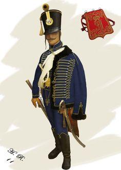 11th Hussars - Szekler