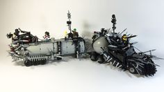 Mad Max by LEGO
