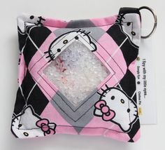 Check out this item in my Etsy shop https://www.etsy.com/listing/227642543/i-spy-bag-with-detachable-item-list
