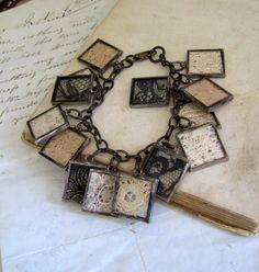 Treasured Vintage Lace Bracelet