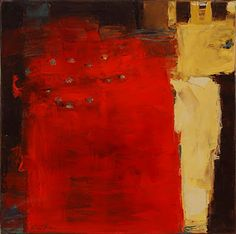 """Abstract Artists International: Contemporary Abstract Expressionism Art Painting """"Defining The Moment"""" by Abstract Artist Lela Kay"""