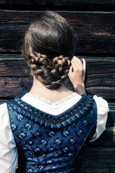 Zopffrisur Lena Hoschek Tradition